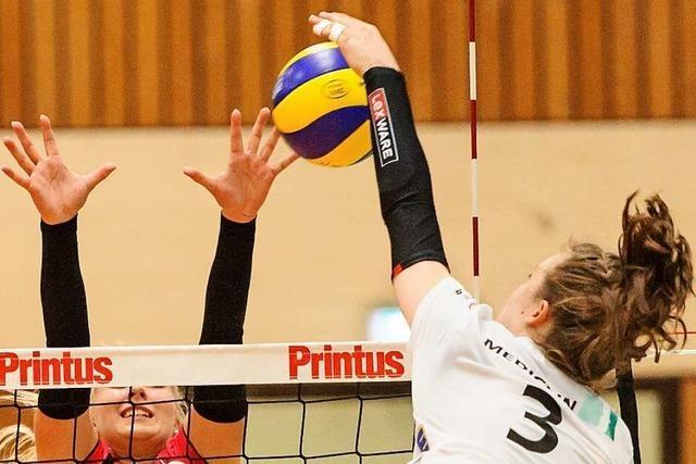 Offenburger Volleyballerinnen fegen Neuwied aus der Halle