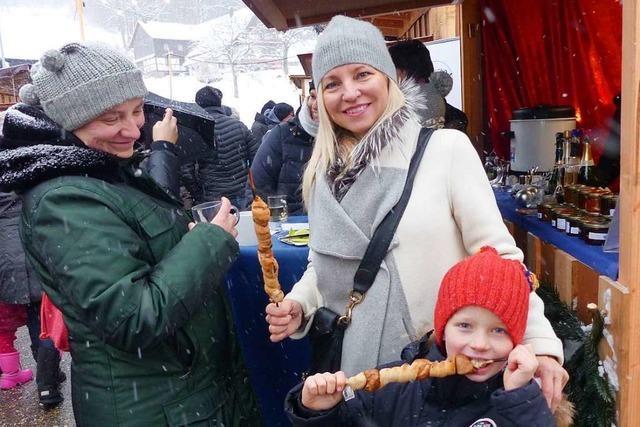 In Sasbachwalden findet ein glutenfreier Weihnachtsmarkt statt