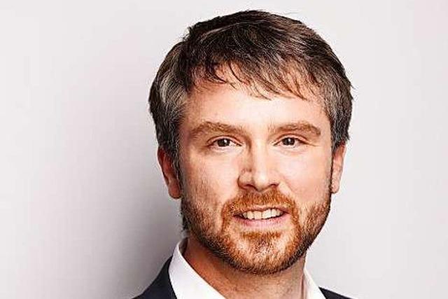 Jonas Hoffmann aus Lörrach ist Beisitzer im SPD-Landesvorstand