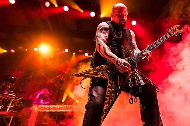 Wie war's bei ... Slayer in der Sick-Arena?