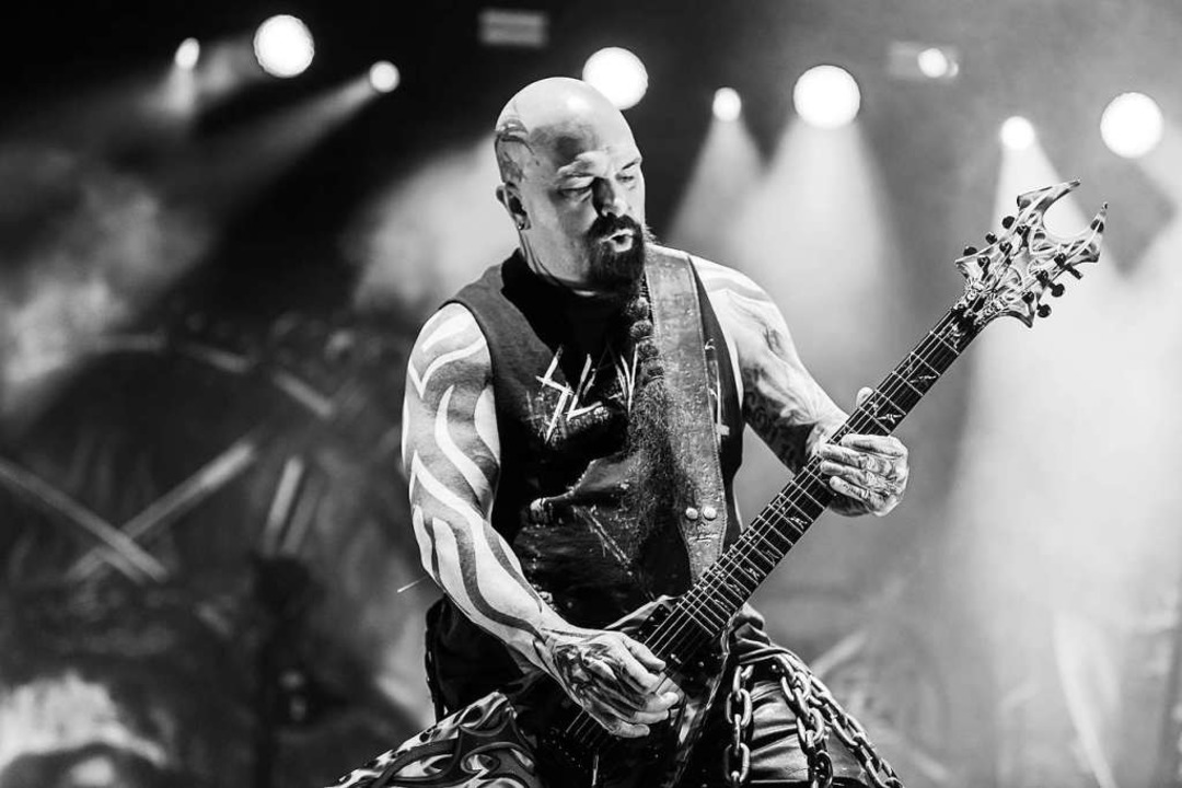 Slayer in der Freiburger Sick-Arena  | Foto: Carlotta Huber