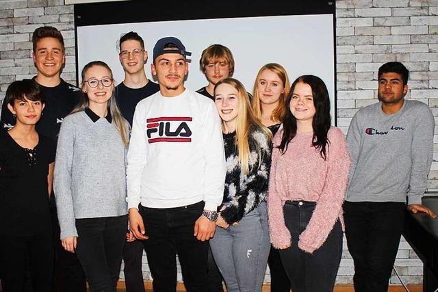 Das neue Schopfheimer Jugendparlament ist gewählt
