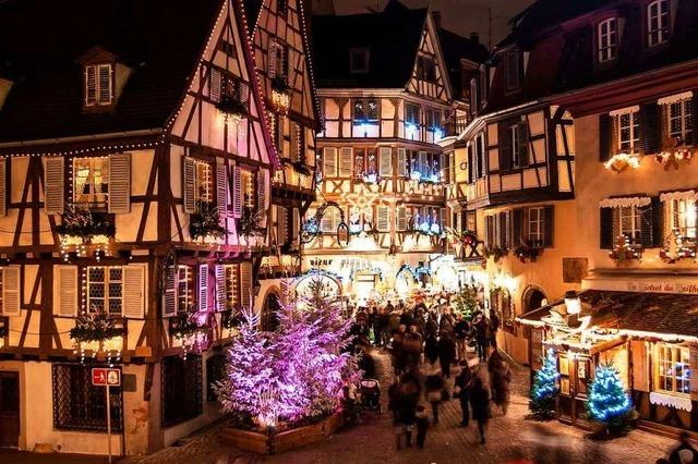 Weihnachtsmärkte im Elsass 2018