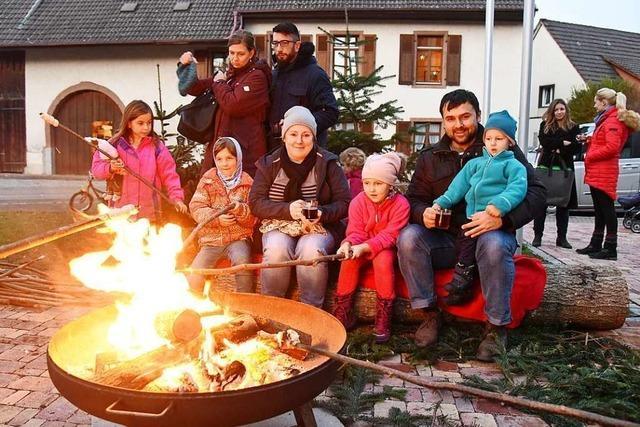 Wie war's beim … ersten Adventszauber in Grenzach-Wyhlen?