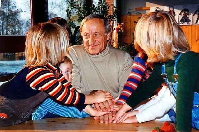 Seit 60 Jahren gibt es das SOS-Kinderdorf in Sulzburg