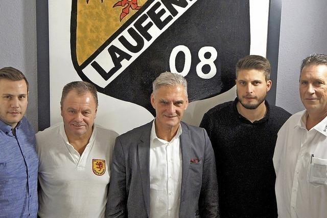 Johann Scheible ist neuer Vorsitzender des SV 08