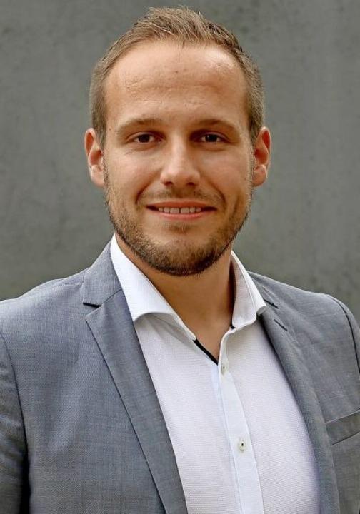 Felix Fischer (27), Jurist, will Endinger Bürgermeister werden.  | Foto: Privat