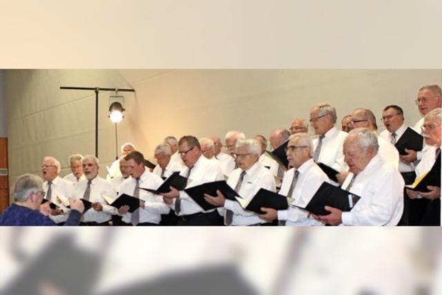 Sänger laden zum fröhlichen Jagen