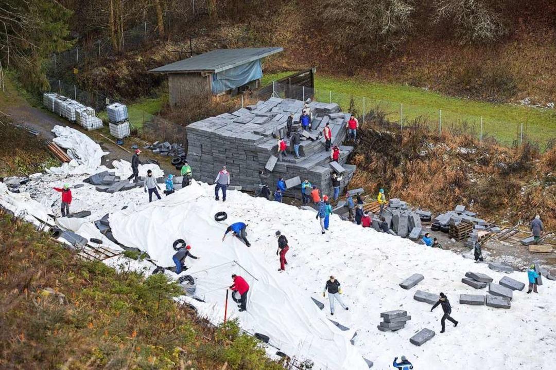Der Schneeberg aus der Vogelperspektive  | Foto: Markus Feser