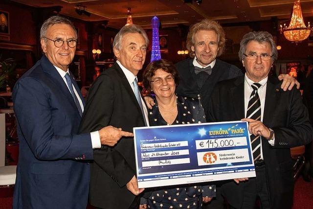 Gala mit Gottschalk bringt neuen Spenden-Rekord