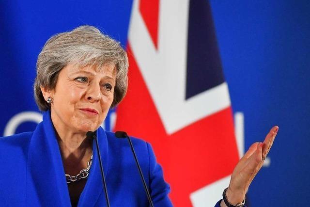 Trauer und Optimismus nach dem Brexit-Deal