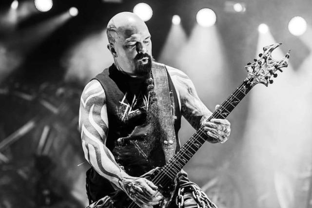 Slayer in Freiburg: Ein Metal-Event wie aus dem Bilderbuch