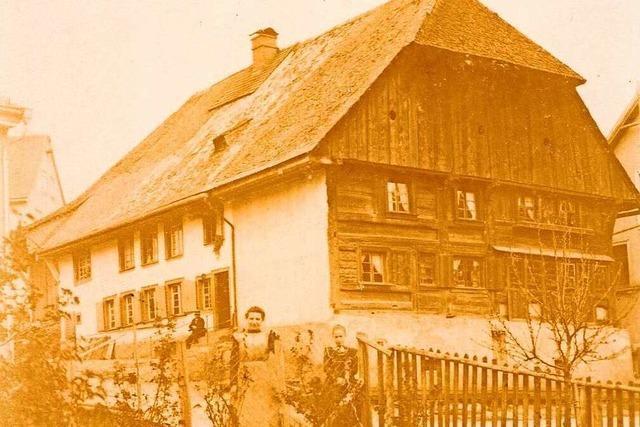 Wenn das Sandhaasische Haus in Neustadt Geschichten erzählen könnte