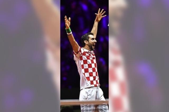 Titel für Kroatien