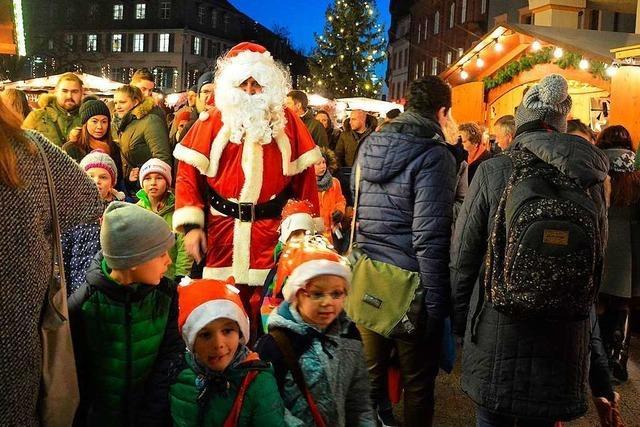 Die kleinen Unterschiede machen's bei den Weihnachtsmärkten im Landkreis Lörrach