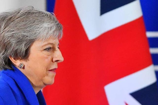 Das Beste ist jetzt, den Brexit-Vertrag umzusetzen