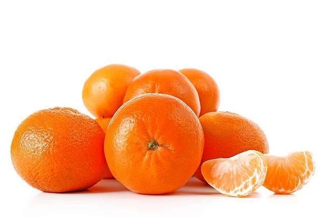 Für eine starke Abwehr: die Mandarine