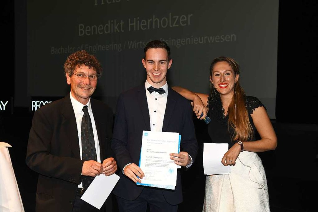 Preis der Gisela und Erwin Sick Stiftung  | Foto: Juri Junkov