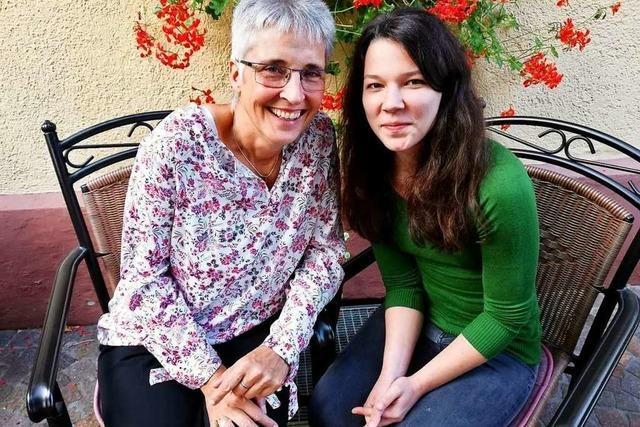 Wie Karoline Holst ihre Lebensretterin kennen lernte