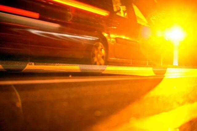 Amt muss 900 Knöllchen von Köndringer Pannen-Blitzer löschen