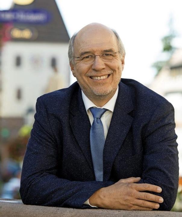 Jörg Dengler will Endinger Bürgermeister werden.   | Foto: Daniel Schoenen