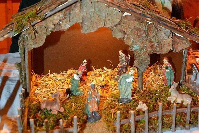Weihnachtsstimmung in Altweil