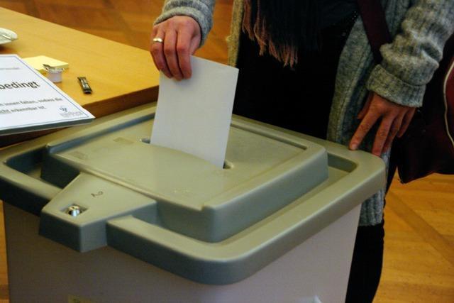 Treten in Ballrechten-Dottingen nur noch CDU und Freie Wähler an?
