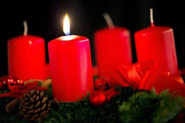 Was macht man in der Adventszeit?
