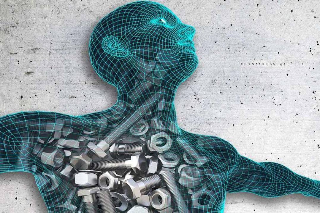 Ersatzteile können dem Körper zu schaffen machen.    Foto: ovocim / adobe.com