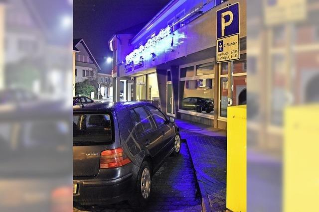 Parkzeit wird verkürzt