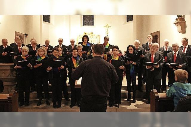 Musikalisch auf Advent eingestimmt