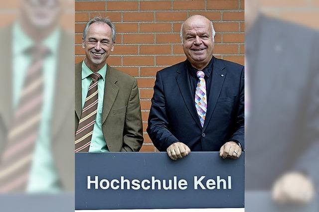 Hochschule Kehl wird ausgebaut
