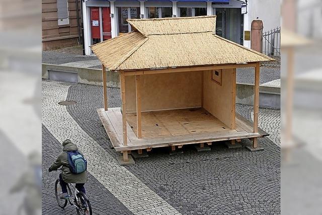URTEILSPLATZ: Teehaus für Selbstabholer