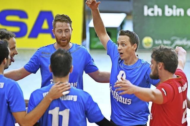 USC-Volleyballer weiter an der Spitze