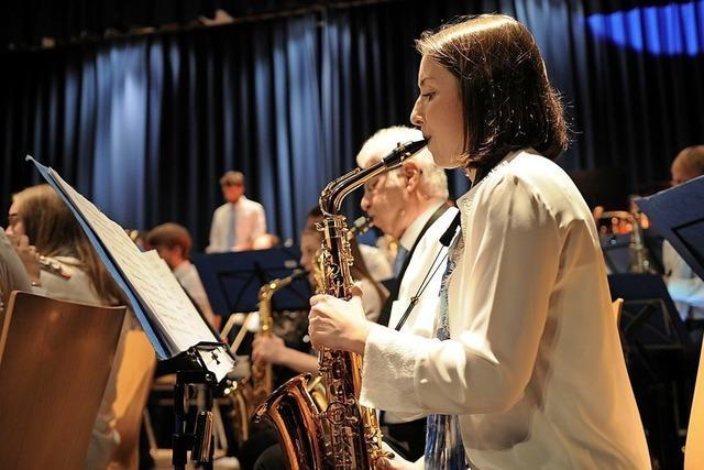 Musikverein schafft durch Klänge Bilder im Kopf