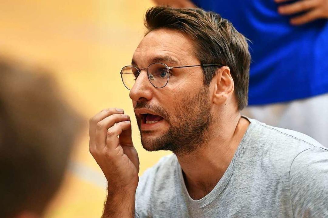 USC-Coach Nico Meyer  | Foto: Achim Keller