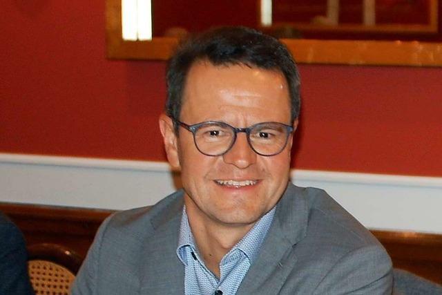 Das sind die ersten Ziele von Offenburgs neuem OB Marco Steffens