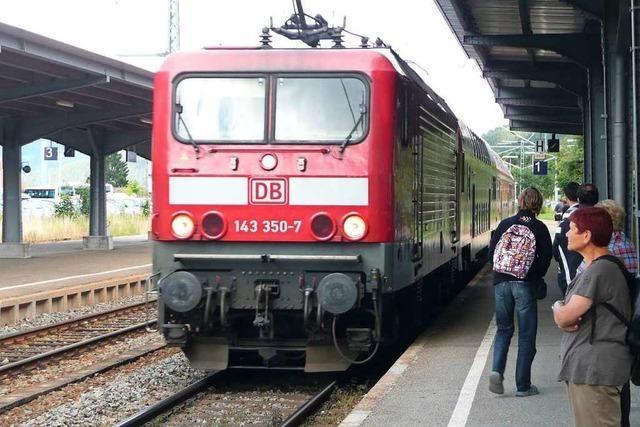 Was die Projektleiterin der Breisgau S-Bahn zum Höllentalbahn-Neustart sagt