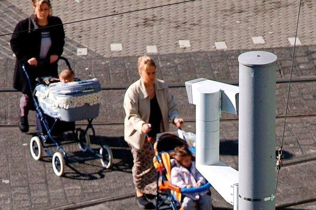 Mannheim führt bundesweit einzigartige intelligente Videoüberwachung ein