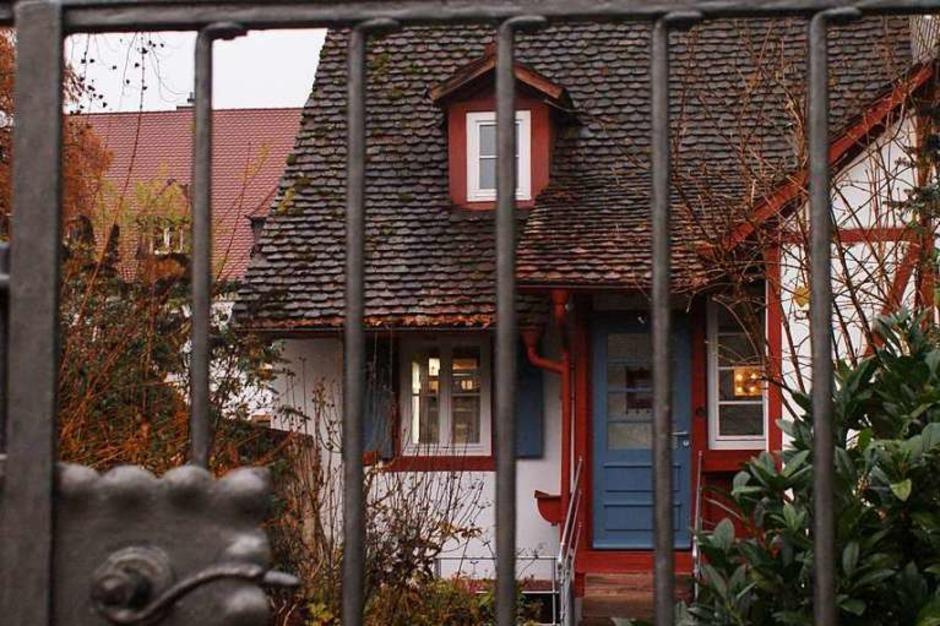 Am Emmendinger Schlossplatz liegt etwas versteckt das jüdische Museum. (Foto: Stephanie Streif)