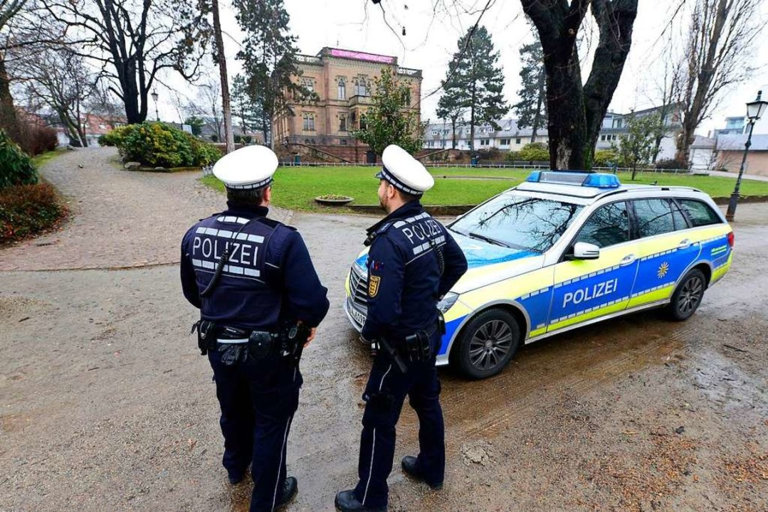 Tatort Colombipark: Ein 23 Jahre alter... jetzt vor dem Landgericht verhandelt.    Foto: Ingo Schneider