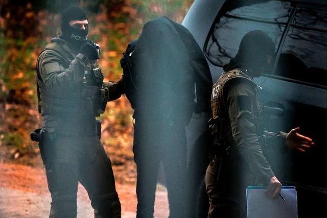 Freiburger Terrorverdächtiger sagt erstmals aus – und streitet Anschlagspläne auf Karlsruher Eisbahn ab