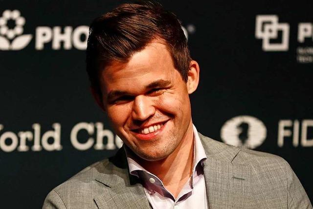 Wieder Weltmeister – der Plan des Magnus Carlsen geht auf