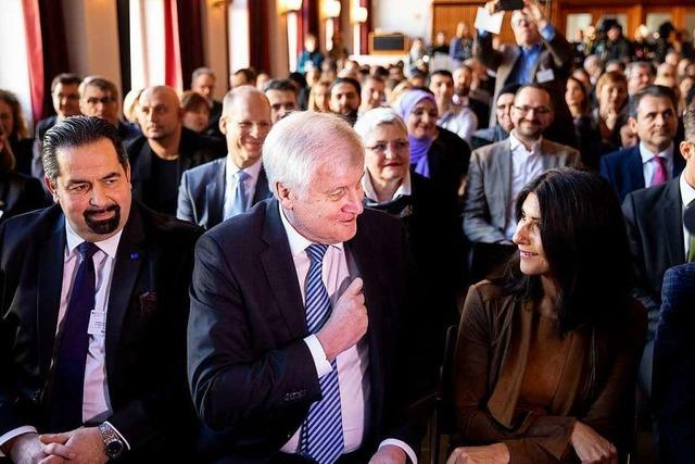 Seehofers kluger Ansatz für die Islamkonferenz