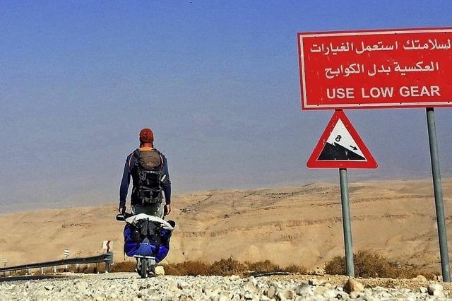 Abenteuerlich unterwegs