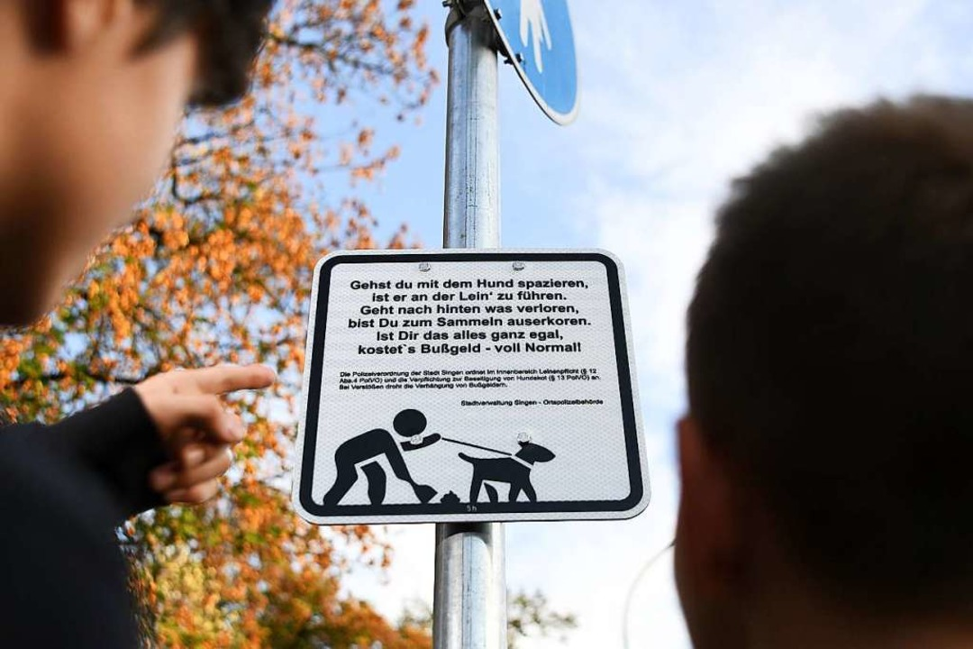Hundekot muss weggeräumt werden.  | Foto: dpa