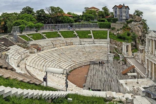 Kulturhauptstadt Plowdiw in Bulgarien