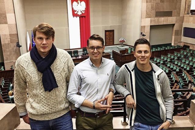 Bonndorfer auf Bildungsreise in Polen