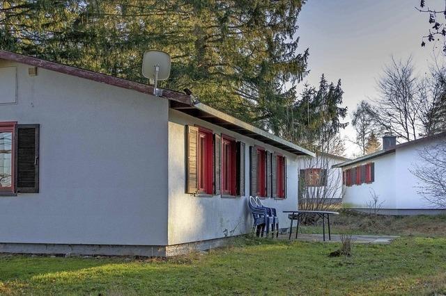 Abgelehnt: Kein Häuschen mit Balkon