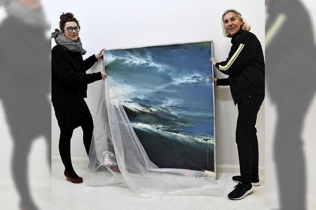 Vorhang auf für die neue Galerie